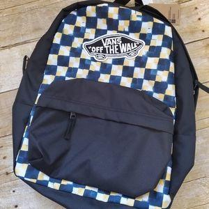 Brand New Authentic Van's Bookbag
